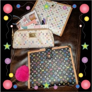Purses for sale listed individually in my closet